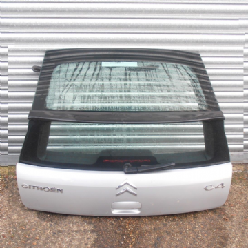 CITROEN C4 VTR COUPE 3 DOOR MODELS 2004 TO 2010 REAR TAILGATE  BOOT LID PANEL